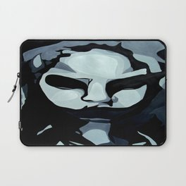 Sinister Zombie- Zombie Painting Laptop Sleeve