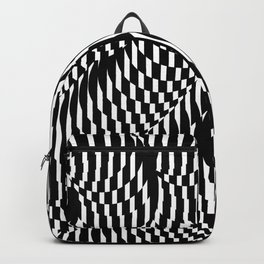 Op Art #1 Backpack