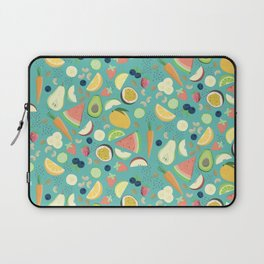 Eat your fruit and vegetables Laptop Sleeve