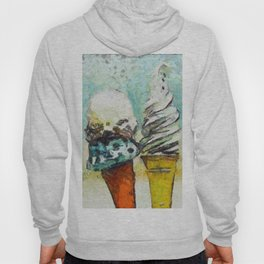 Ice Creams Hoody