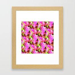 Ahhh the bliss of Spring.... Framed Art Print