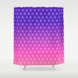 Reflections of Earth Shower Curtain