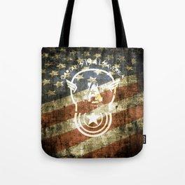 Captain American 1941 Tote Bag