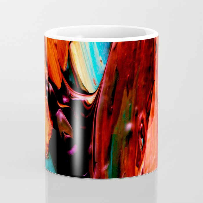 Burn Coffee Mug