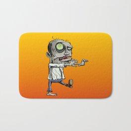 Stalking Zombie Bath Mat