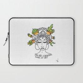 Beautiful Work Of Art Laptop Sleeve