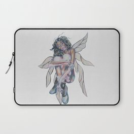 Vitiligo Fairy Laptop Sleeve