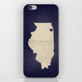 Chicago, Illinois iPhone Skin