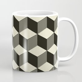Metatron Cubes pattern 02 Coffee Mug