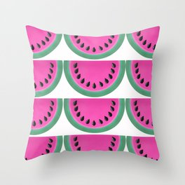 A Slice of Goodness Throw Pillow