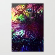 space tropicana Canvas Print