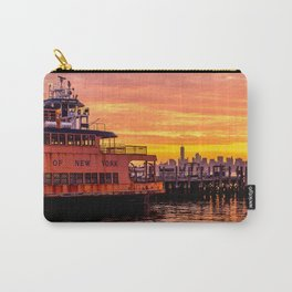 Ferry Boat John F. Kennedy Carry-All Pouch