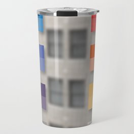 new america office one Travel Mug