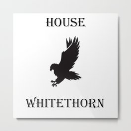 TOG House Whitethorn Metal Print