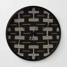 KALI LINE STRIPE Wall Clock