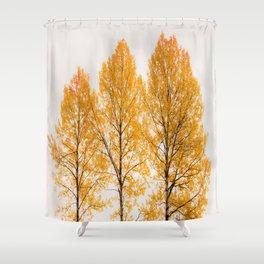 Aspen Trees #decor #buyart #society6 Shower Curtain