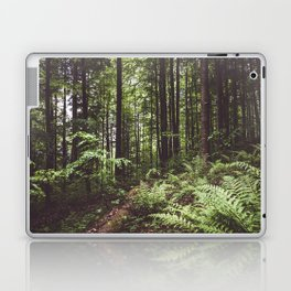 Woodland - Landscape and Nature Photography Laptop & iPad Skin