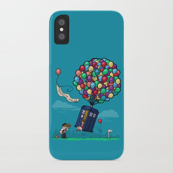 Come Along, Carl iPhone Case