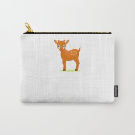 Deer 3 Carry-All Pouch