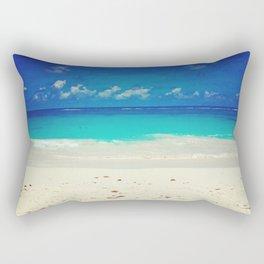 Elbow Beach Rectangular Pillow