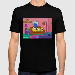 The Simpugs T-shirt