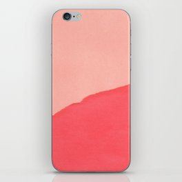 Colores V iPhone Skin