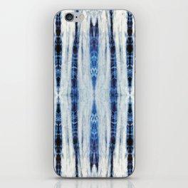 Nori Blue iPhone Skin