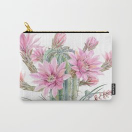 cacti 1 Carry-All Pouch
