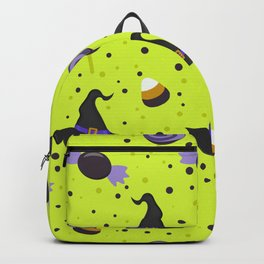Amazing Halloween Design pattern Backpack