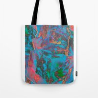 ed sheeran Tote Bags featuring M024-ed by MTHSN