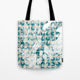 New Tendances light marble Tote Bag
