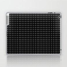 Polka Skull Laptop & iPad Skin