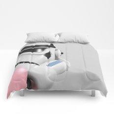 Stormtrooper Bubble Gum 02 Comforters