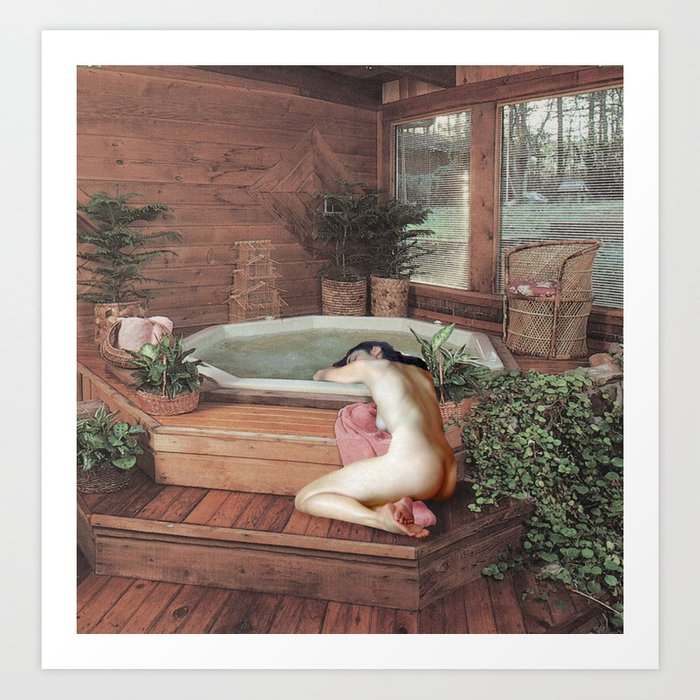 Pre Raphaelite Hangover// 3 Kunstdrucke