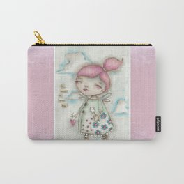 A Hope-Spreading Fairy Carry-All Pouch
