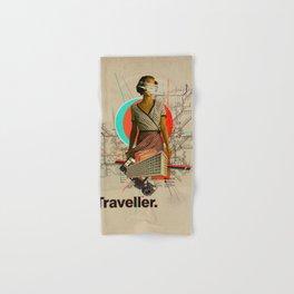 Traveller Hand & Bath Towel