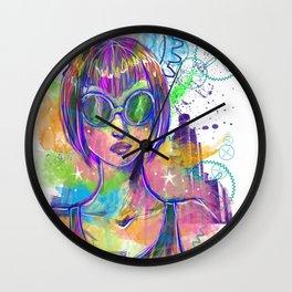 Urbania Wall Clock