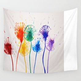 Spectrelions Wall Tapestry