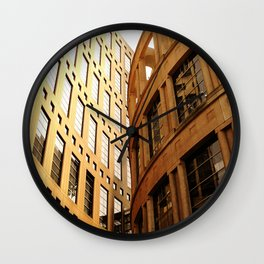 Vancouver Public Library Wall Clock