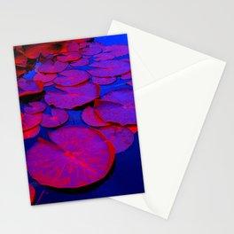 lily pads I Stationery Cards
