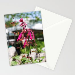 East-bound Fate- vertical Stationery Cards