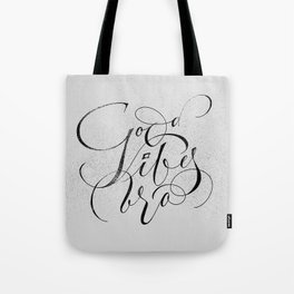 Good Vibes Bro Tote Bag