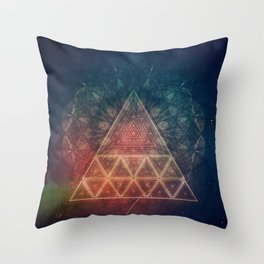 zpy yyy tryy Throw Pillow