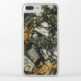 Feldspar Clear iPhone Case