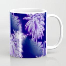 Palm Trees Coastal Evening Coffee Mug