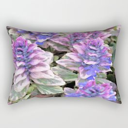 infinity of art in the creation Rectangular Pillow