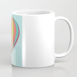 IT'S TIME TO EXPLORE- HOT AIR BALLOON Coffee Mug