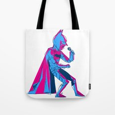 The Dark Knight Rocks Tote Bag
