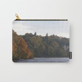 Autumn from Ness Island Inverness Carry-All Pouch