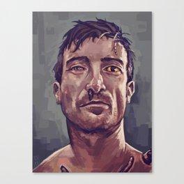 District 9  Canvas Print